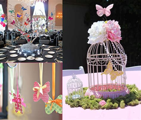 Garden Decoration For Birthday by Butterfly Garden Theme For Kid S Birthday