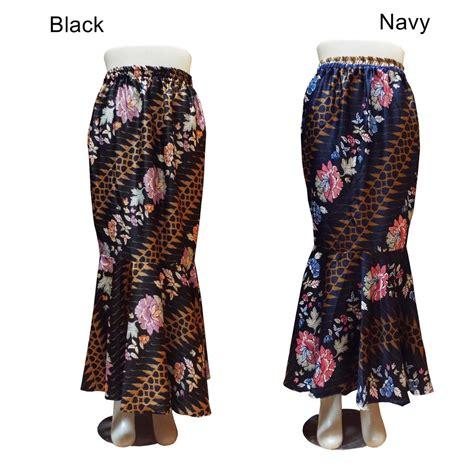 Kebaya Pengantin Wanita Duyung rok panjang wanita batik duyung rok lonceng rok mermaid