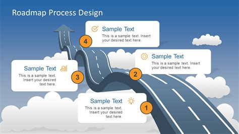 roadmap powerpoint  template product