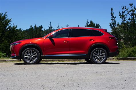 2018 Mazda Cx 9 First Drive Impressions Digital Trends