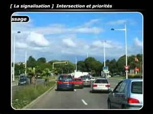 Intersection Code De La Route : 33 code de la route la signalisation intersection et priorit s youtube ~ Medecine-chirurgie-esthetiques.com Avis de Voitures