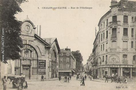 bureau de change chalon sur saone cartes postales anciennes de chalon sur saône 71100
