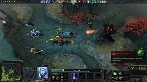 Dota 2 For Windows 7  A Competitive Game Of Action And