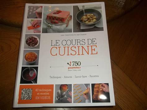 nouvelles recettes de cuisine ma nouvelle acquisition pleins de recettes à tester