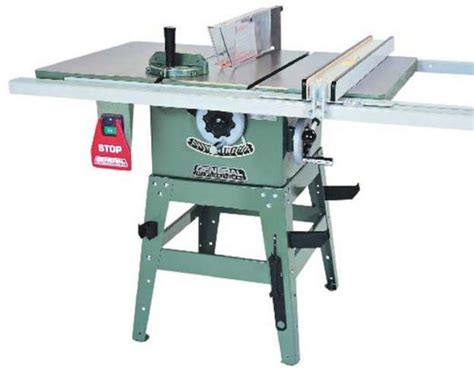 contractor style table saws