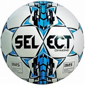 E113461 Select Diamond Club Series Top Quality Soccer Ball