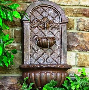 How, To, Choose, You, Outdoor, Wall, Fountain