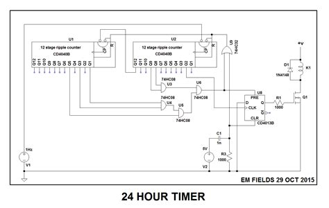 For Programmable Timer Electrical Engineering