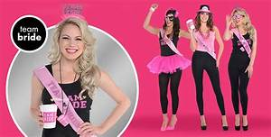 Team Bride Bachelorette Party Supplies - Party City