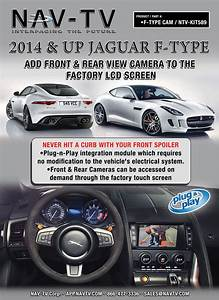Back-up Camera Interface - Jaguar F-type Cam