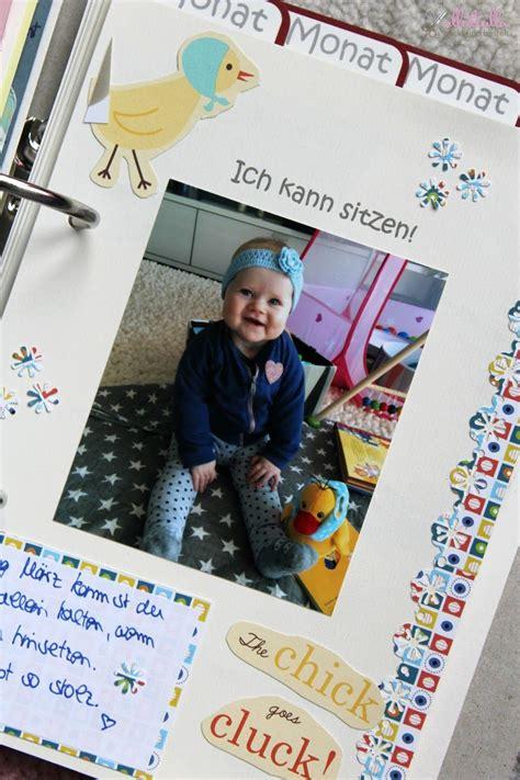 fotoalbum selbst gestalten ideen ullatrulla backt und bastelt diy babyalbum selber gestalten gewinnspiel geschlossen
