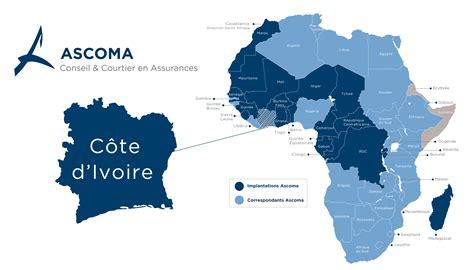 La Cote Divoire Ascoma C 244 Te D Ivoire