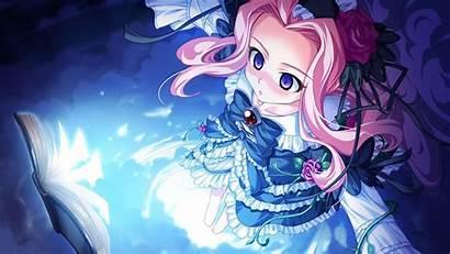 Anime Wallpapers Desktop Promia Taiyou Pink Theme