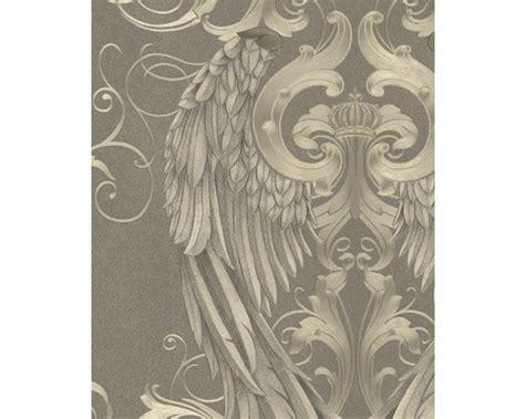 Gloockler Tapeten Katalog by Vliestapete 52540 Gl 246 246 Ckler Imperial Engelsfl 252 Gel Gold Bei