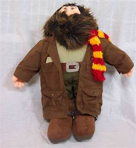 "GUND Harry Potter HAGRID 16"" Plush STUFFED Toy - Ad ..."