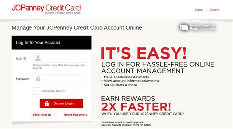 Your card can be used at all jcpenny stores, jcp.com and sephora.com. www.jcpcreditcard.com - JCPenney Credit Card Account Login Guide - Login Link