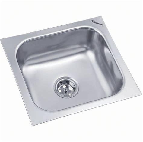 Kitchen Sink Price by Anupam Sink 104 Kitchen Sink Price In India Buy Anupam