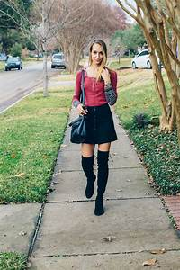 How to Wear a Mini Skirt When You're Over 25