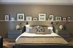 Bild Schlafzimmer Akt : wandgestaltung im schlafzimmer home sweet home ~ Kayakingforconservation.com Haus und Dekorationen
