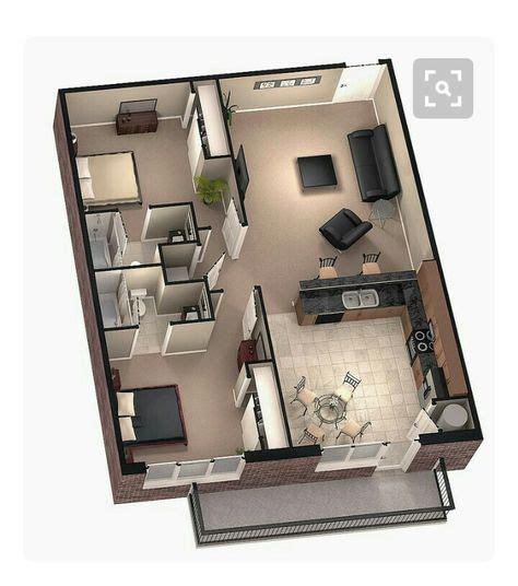 pin  jenny mata  casa  house plans  bedroom tiny house house plans