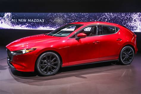 2019 mazda lineup the 2019 mazda 3 is a car for car
