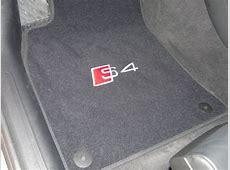 Carpet S4 Logo Floor Mats AudiWorld Forums