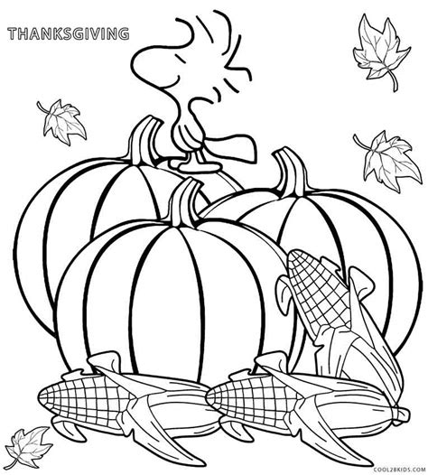 thanksgiving color pages printable thanksgiving coloring pages for cool2bkids