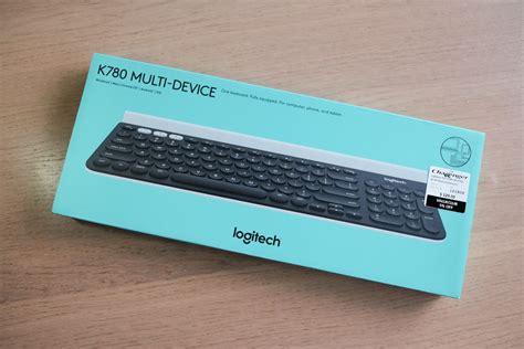 logitech m720 triathlon logitech k780 multi device wireless keyboard review