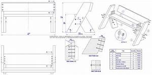 Aldo Leopold bench plan