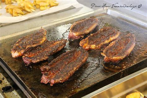 cuisine a la plancha magret de canard au pimenton légumes grillés à la plancha