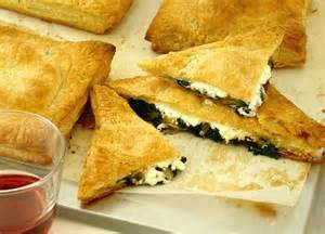 Spinach Puff Pastry Appetizer Recipes