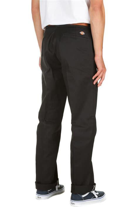 buy  dickies  original fit work pants  black dickies clothing