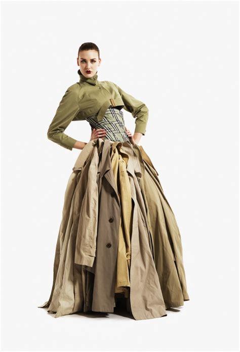 unusual fashion dress  image