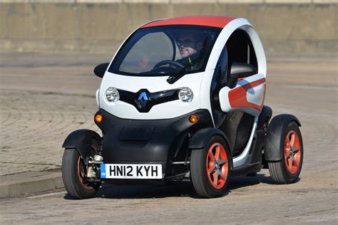 Renault Twizzy by Renault Twizy Technic Smart Fortwo Electric Drive Vs