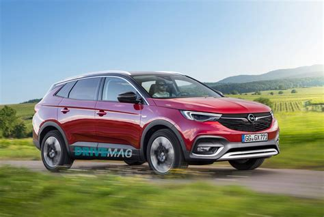 opel suv 2020 opel s large suv could look like this