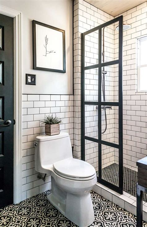 bathrooms with subway tile ideas the 25 best small bathroom showers ideas on