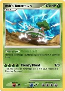 Pokémon Ash s Torterra 6 6 - Royal Heal - My Pokemon Card