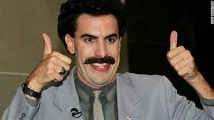 Borat parody mistakenly played for Kazakh gold medalist - CNN