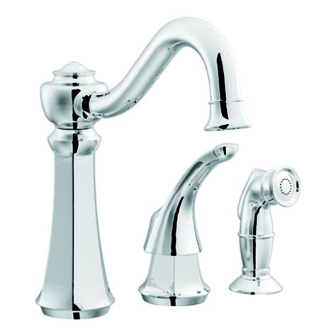 kitchen faucets free chrome one handle high arc kitchen faucet