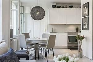 le design scandinave 60 idees merveilleuses archzinefr With idee deco cuisine avec meuble tv esprit scandinave