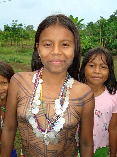 Embera Mujeres Indigenas Indigenous Panama 1 A Photo On