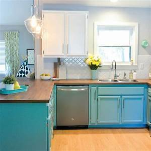 teal cabinet paint colors hey let39s make stuff With kitchen colors with white cabinets with where to get stickers made