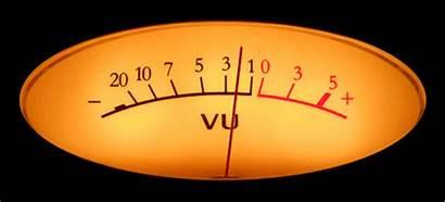 Vu Meter Radio Listen Hits Stereo Space