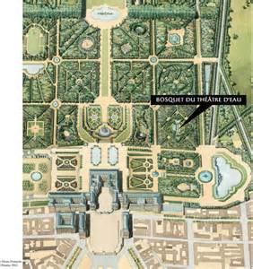 Versailles Jardins Prix by Plan Jardin De Versailles Chateau U Montellier