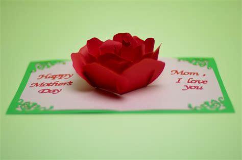 Flower Pop Up Card Templates by Flower Pop Up Card Template Creative Pop Up Cards