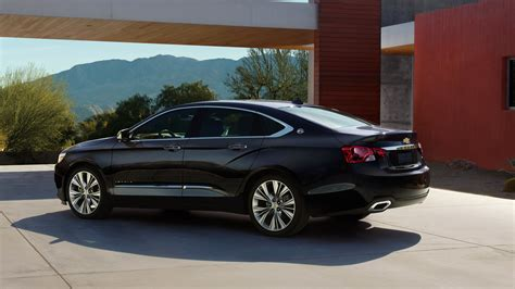 Automotivetimescom  2014 Chevrolet Impala Review