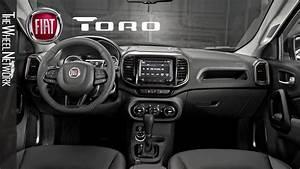 2020 Fiat Toro Volcano Interior