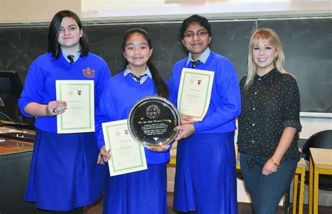 Assumption school win multimedia competition