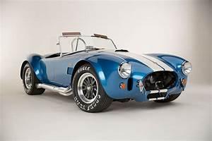 Shelby Reveals 50th Anniversary Edition 427 Cobra