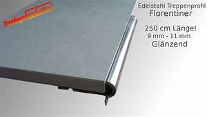 Fliesenschiene Edelstahl Gebürstet : details zu 250 cm fliesenschiene v2a treppenprofil ~ Michelbontemps.com Haus und Dekorationen